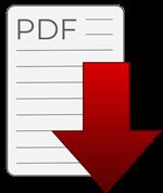 download-pdf-report portali 2019