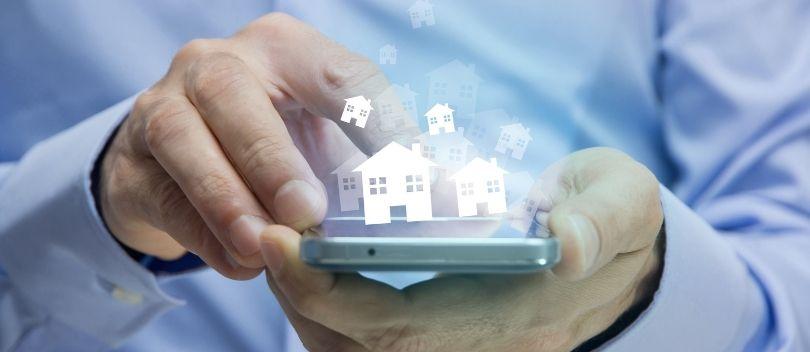 internet e agente immobiliare